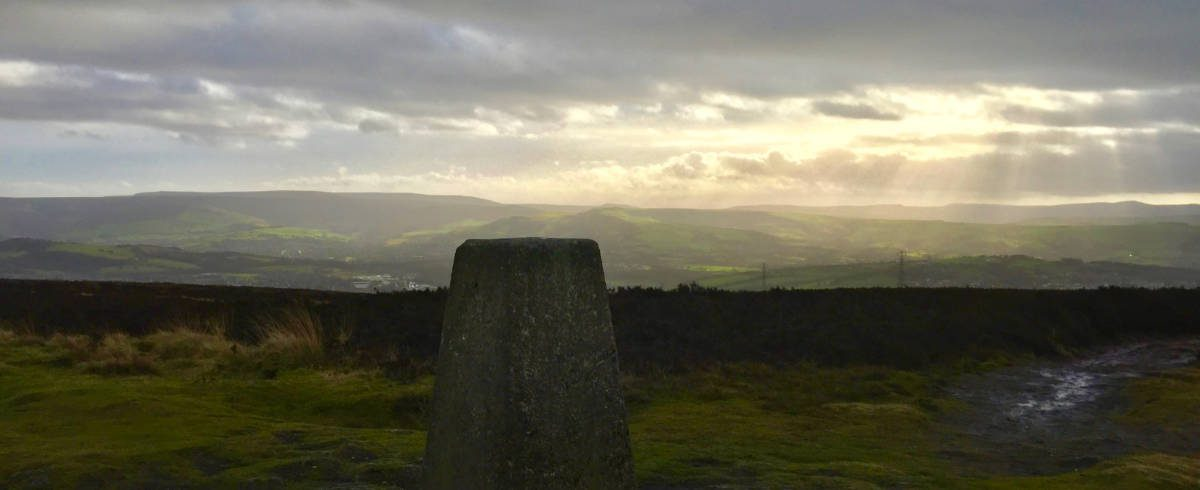24/03 – Wild Bank Hill and Harridge Pike